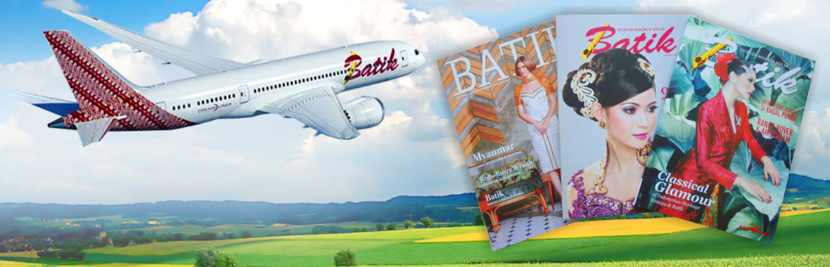 Inflight Magazine of Batik Air